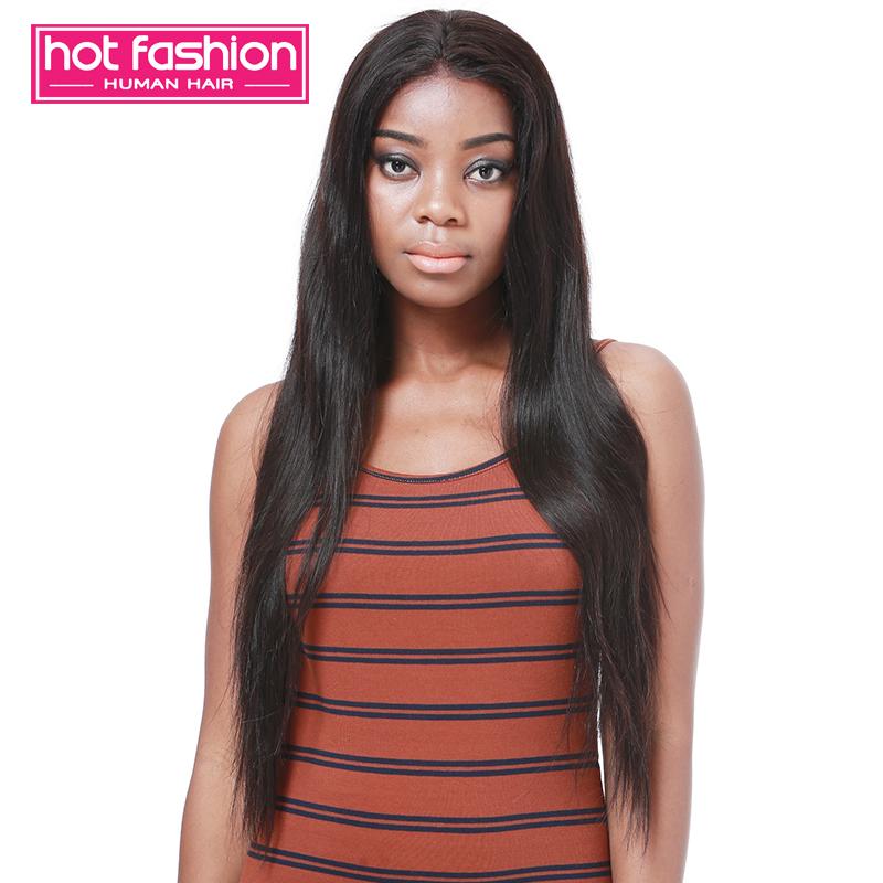 Hot Fashion 14 дюймов 2018 бразильский парик шнурка настоящий шелковый парик волос черный средний короткий прямой волос естественный парик химического волокна