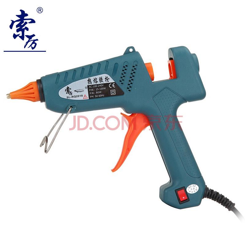 JD Коллекция 80W промышленного типа клей пистолет клей палки диаметром 11мм применимо 80W промышленного типа клей пистолет клей палки диаметром 11мм применимо