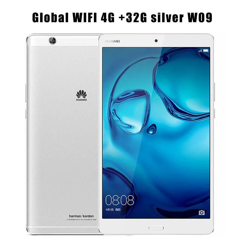 HUAWEI WIFI 32G Silver W09 huawei m3 4g 128g