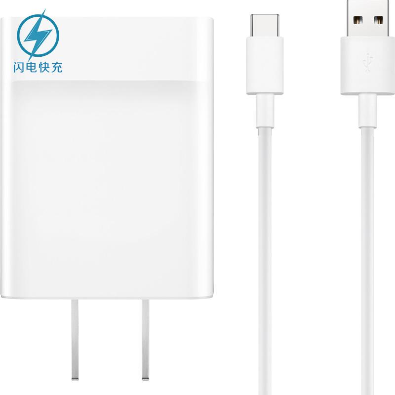 HUAWEI Белый 9V2A Type-C зарядный кабель кабель lightning 1м wiiix круглый cb120 u8 10b