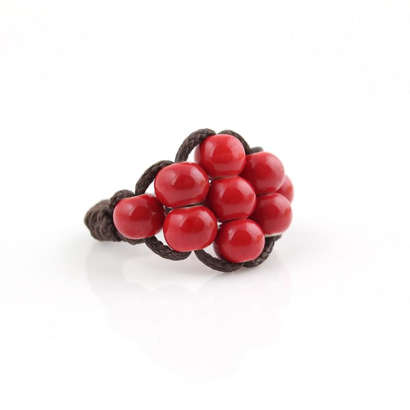 kongfu in hands Красный цвет Регулируемый размер