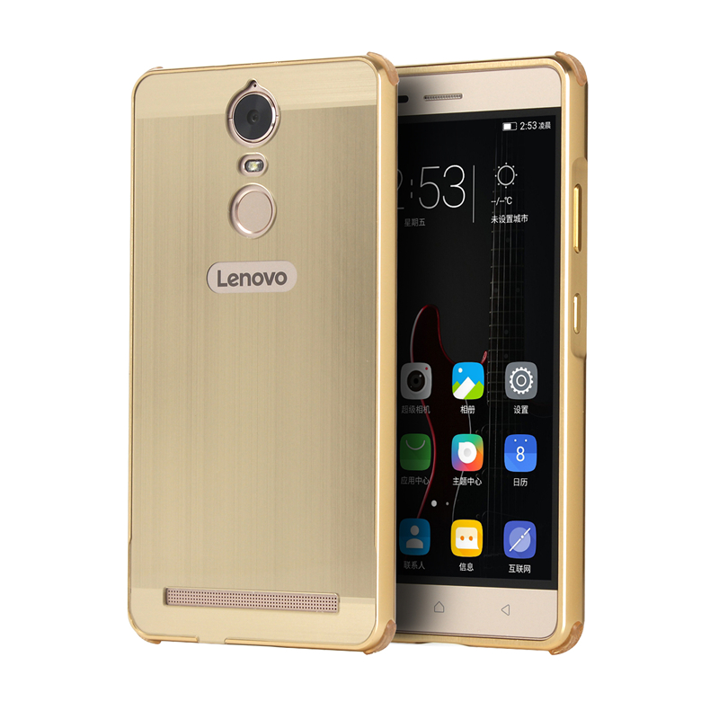 GANGXUN Золотой цвет Lenovo K5 Примечание 55 inch смартфон lenovo vibe k5 note gold