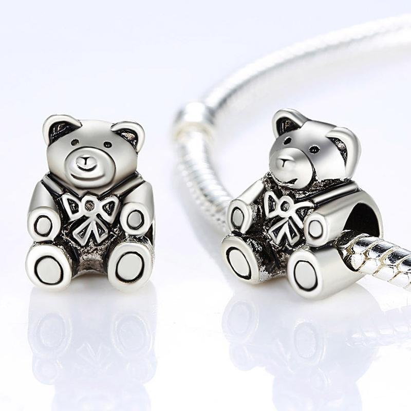 Baffin медведь ювелирные изделия diy 1 штук коробки для бижутерии пластик квадратный шарик 15 cm diy ожерелье браслеты