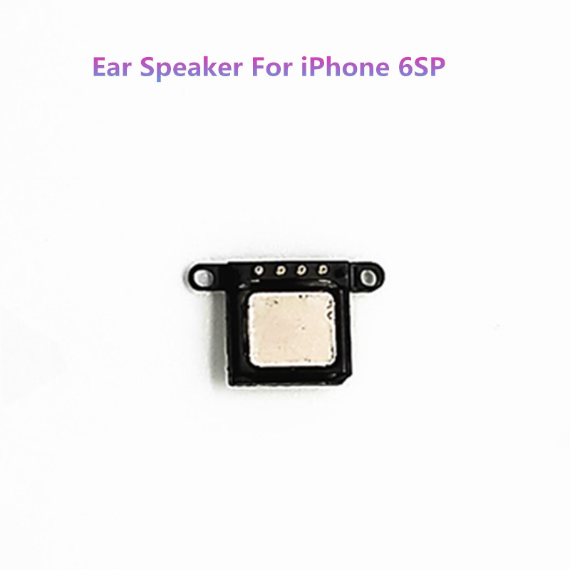 jskei Наушники для iPhone 6S Plus genuine original new earpiece ear speaker repair replacement flex cable for iphone 6 6p 6s 6splus high quality free shipping