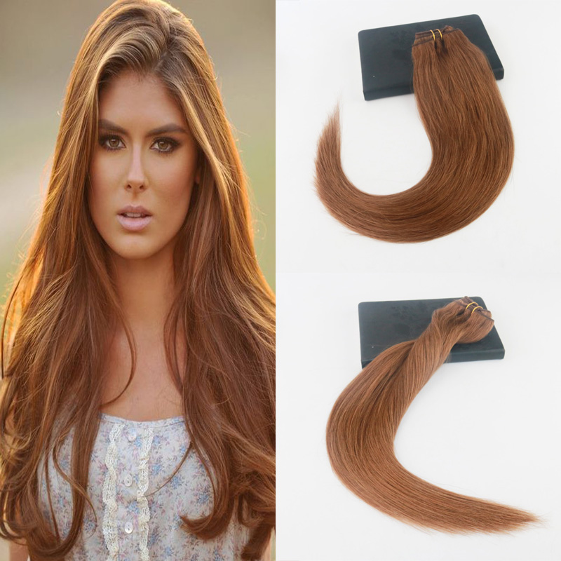 Ever magic 30 18 inches Clip On Hair Extensions