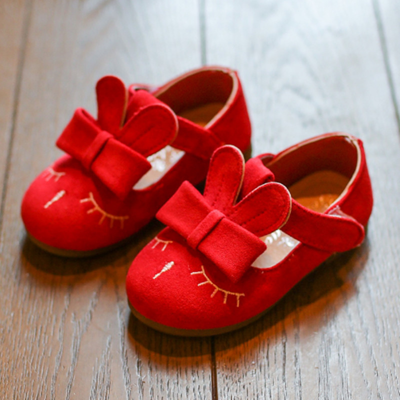 TOSJC Красный цвет 65 Илеза стильная детская обувь для девочек