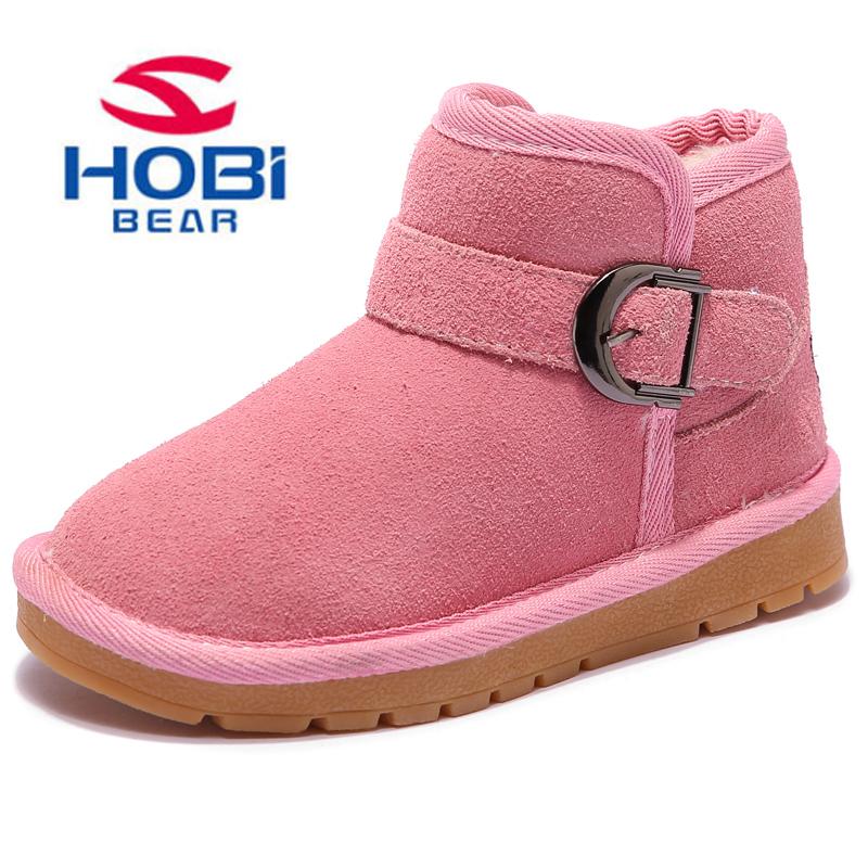 HOBIBEAR зимние детские обувь Староминская Купля продажа товаров