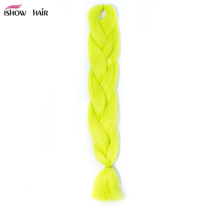 Ishow Желто-зеленый 24 дюйма банты stilmark банты