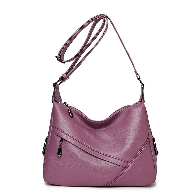 Leaderpal сиреневый S женские сумки