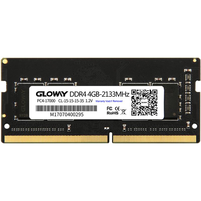 JD Коллекция для Ноутбука DDR4 2133MHz 4GB gloway войны ноутбук памятьram ddr4