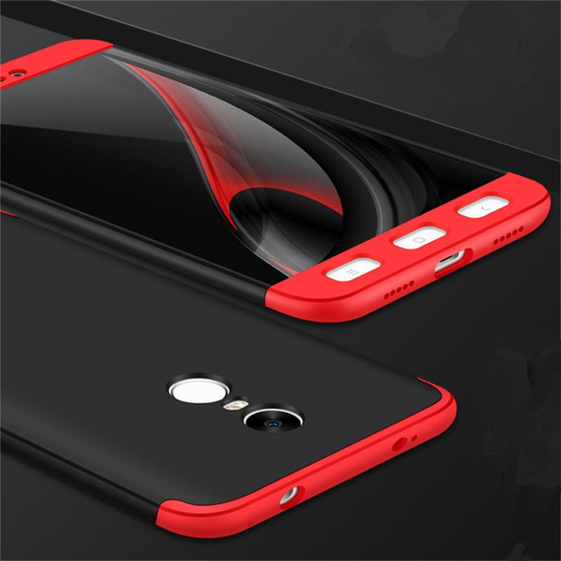 GANGXUN Черный и красный Xiaomi Redmi Note 4X