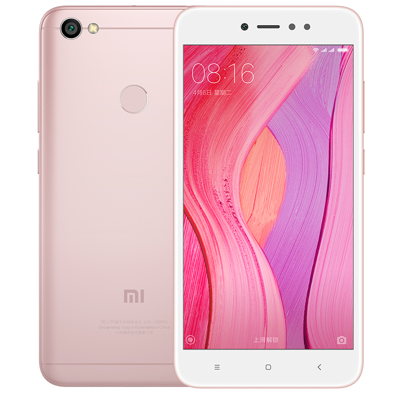Mi Розовый 3GB32GB xiaomi redmi note5a (китайская версия )