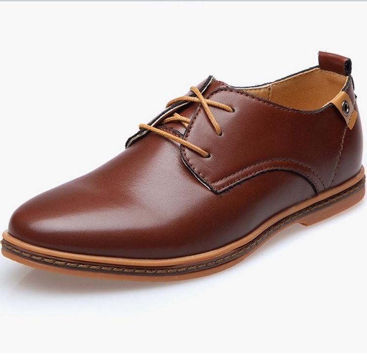 MEGIR Коричневый цвет 9 ярдов 9 кабинета досуг вентиляция мужская обуви туфли мода поп ст