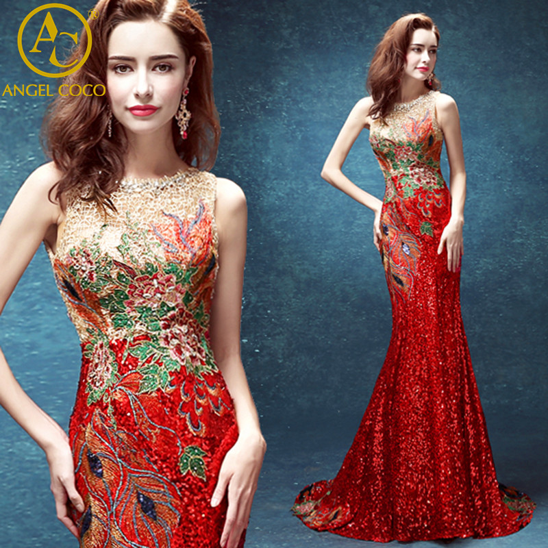 ANGEL COCO  4XL Вечернее платье Mermaid