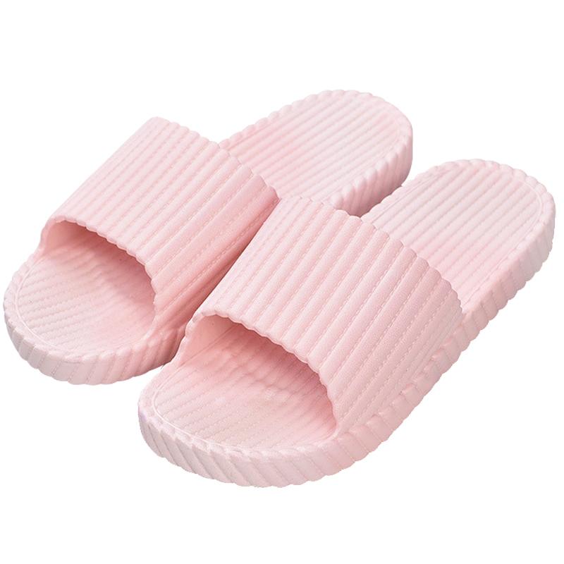 JD Коллекция розовый 38-39 малый один ярд yuhua ze yuhuaze пара дома хлопок тапочки нескользящей дышащий белье тапочки деревянный пол тапочки женские модели 41 42 ярдов