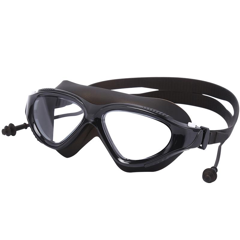 JD Коллекция SY-8027 холодный черный По умолчанию очки плавательные larsen s45p серебро тре