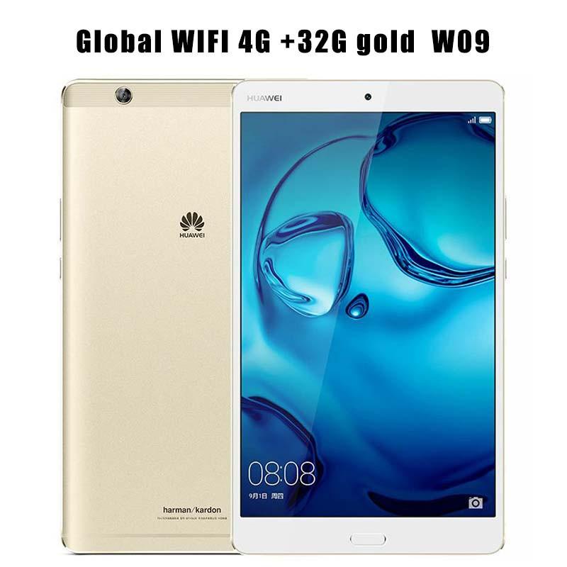 HUAWEI WIFI 32G Gold W09 huawei m3 4g 128g