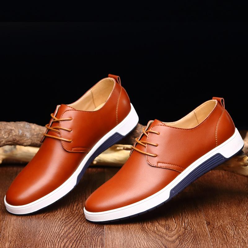 MEGIR тёмно-коричневый 10 ярдов женская обувь на плоской подошве 2015