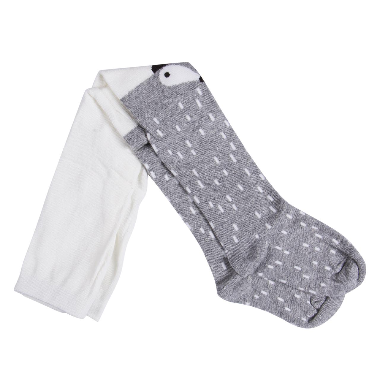 CANIS Серебряный Small cute baby kids girls cotton fox tights носки штаны штаны чулочно носочные изделия колготки