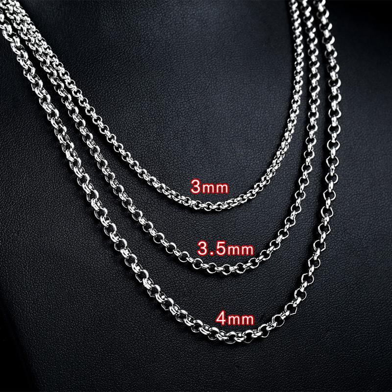 Baffin 35mm Width 60cm Length тихиро море findwind встретить два сердца ожерелье s925 циркон серебряный серебряный sx249