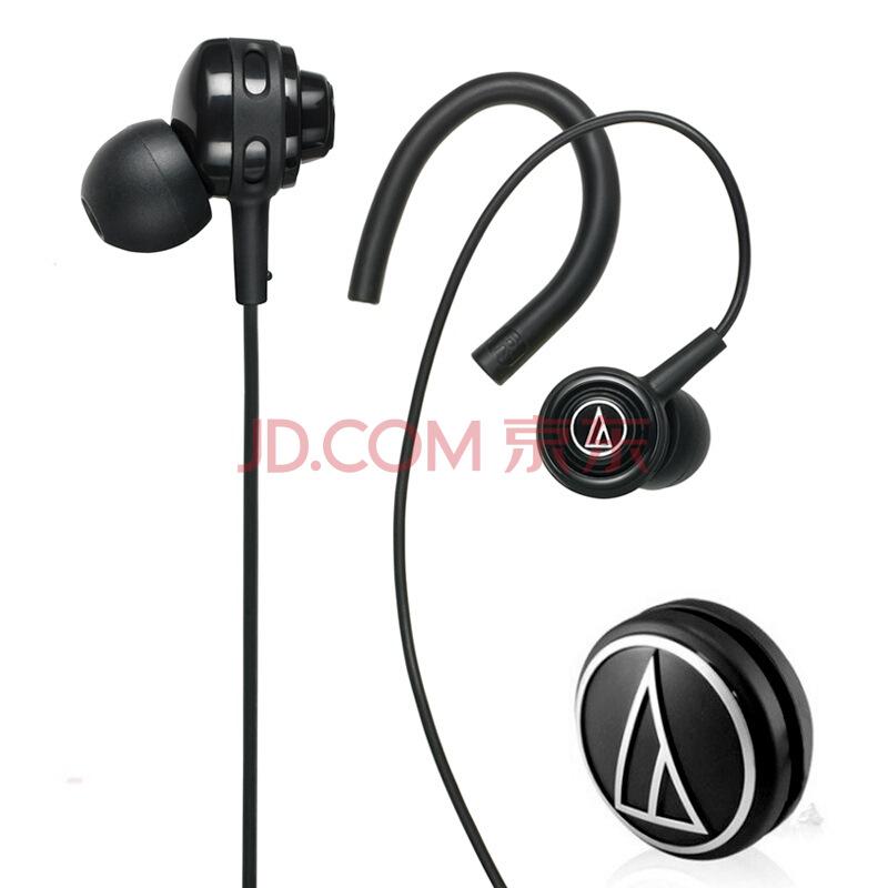 JD Коллекция Чёрный Спортивно - музыкальная версия Audio-Technica