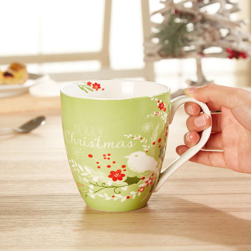 Cypress Home Зеленый Керамический материал зеленый кофе