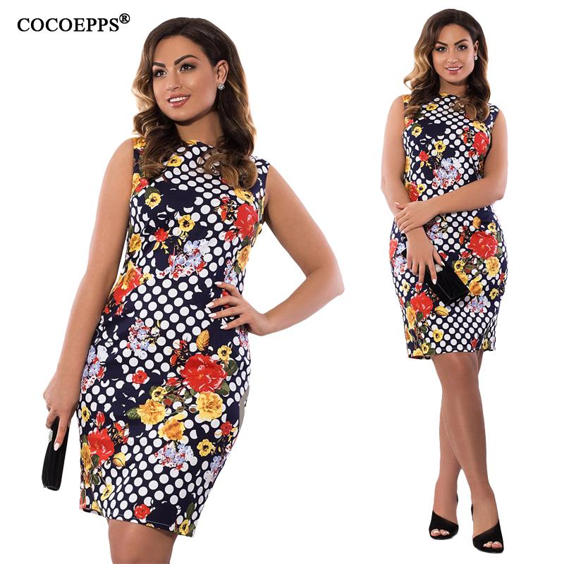 COCOEPPS Синий цвет Номер 5XL платья bonne femme платье