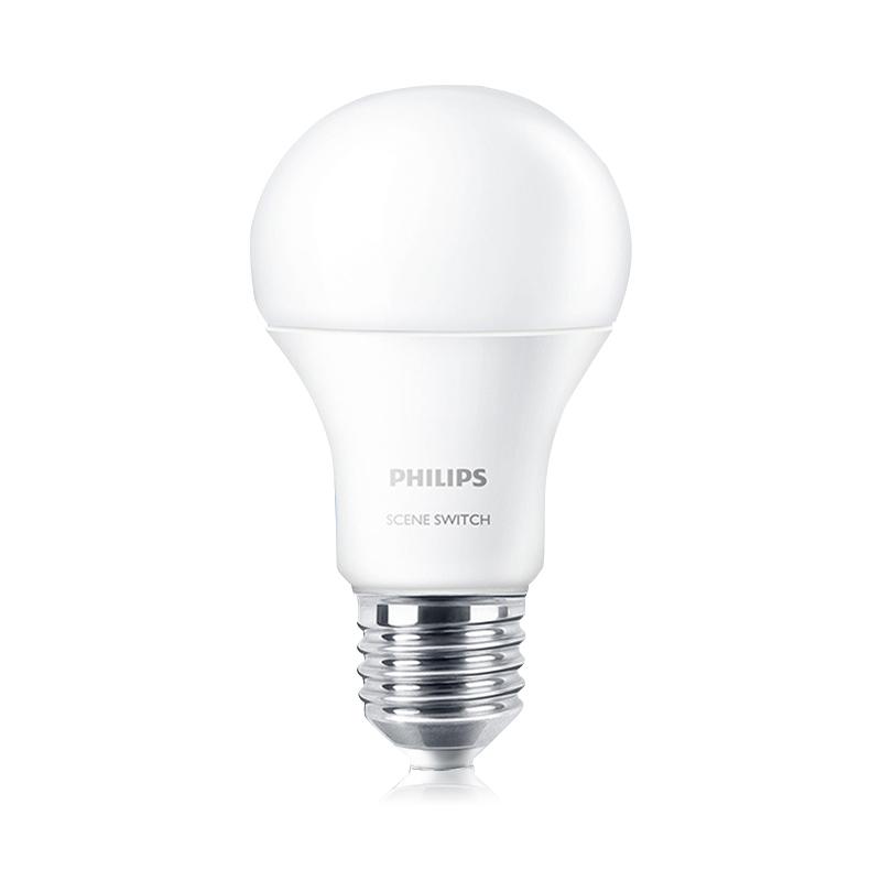 JD Коллекция mi yeelight интеллектуальная лампа 9w e27 винтовая основа энергосберегающее беспроводное управление wifi