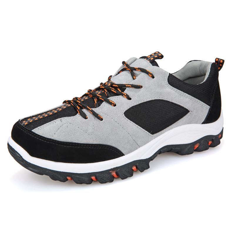 Zhijianzhishe Серый цвет 43 обувь на высокой платформе 092