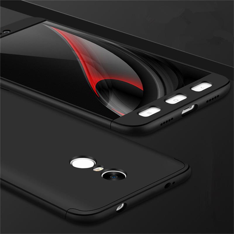 GANGXUN Черный цвет Xiaomi Redmi Note 4X