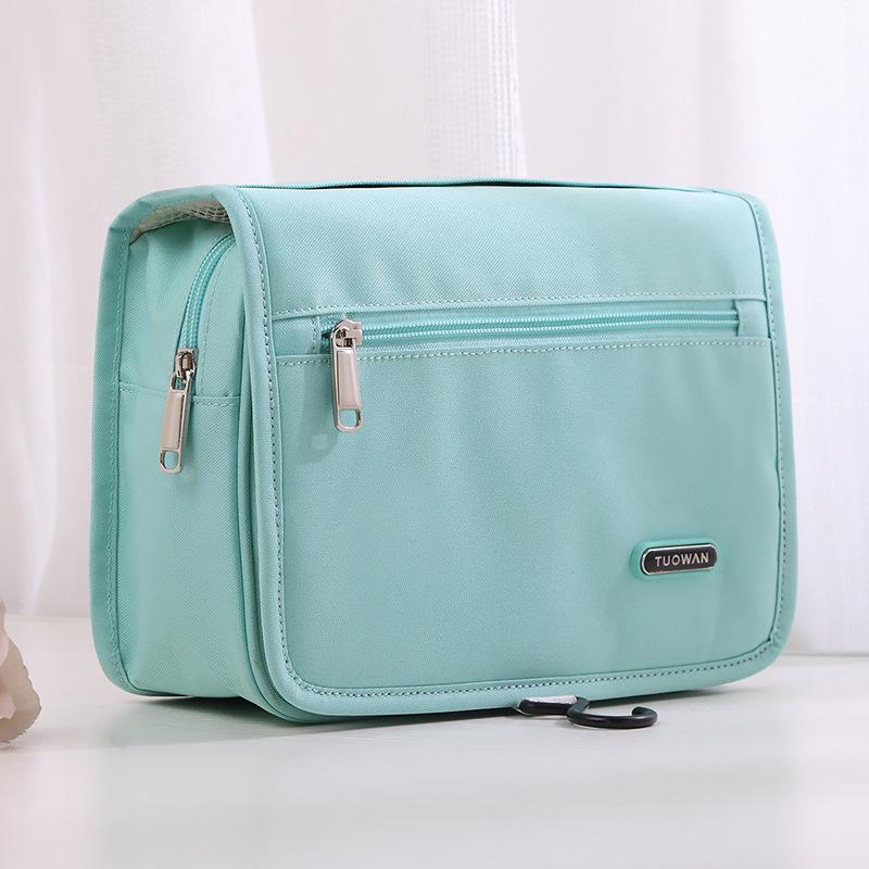 Ding Yang Зелено-голубой мужская стиральная сумка для путешествий женская косметическая сумка для мешков для женщин