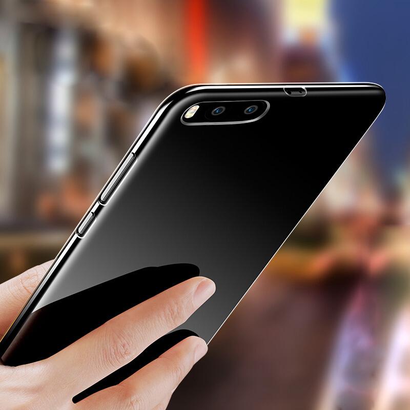 JD Коллекция Mi Note3 кола 360 f5 телефон оболочки тпу прозрачный силиконовый чехол мягкой оболочки для мобильных f5 360