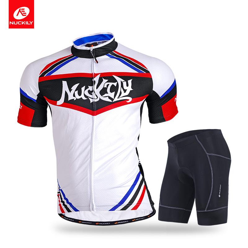 NUCKILY Белый цвет XXL мужская одежда для спорта