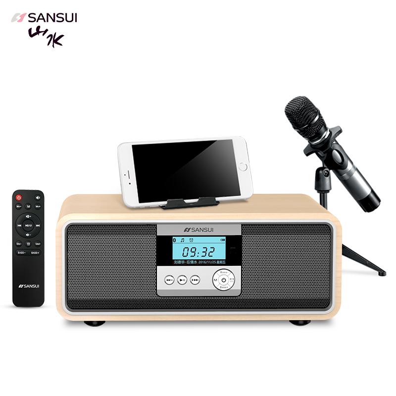 JD Коллекция Для семьи цвет древесины T58- дефолт soaiy saaiy sa 115 улучшен аудио аудио аудио домашний кинотеатр беспроводной bluetooth эхо стена soundbar audio