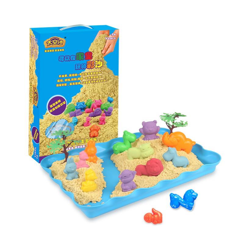 JD Коллекция Песочного цвета - пакет 800г животных дефолт peipei музыка peipeile цвет песка diy игрушки ручной работы дети играют дома игрушки глины песка песочного цвета 5 фунтов
