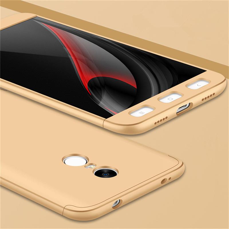 GANGXUN Золотой цвет Xiaomi Redmi Note 4X