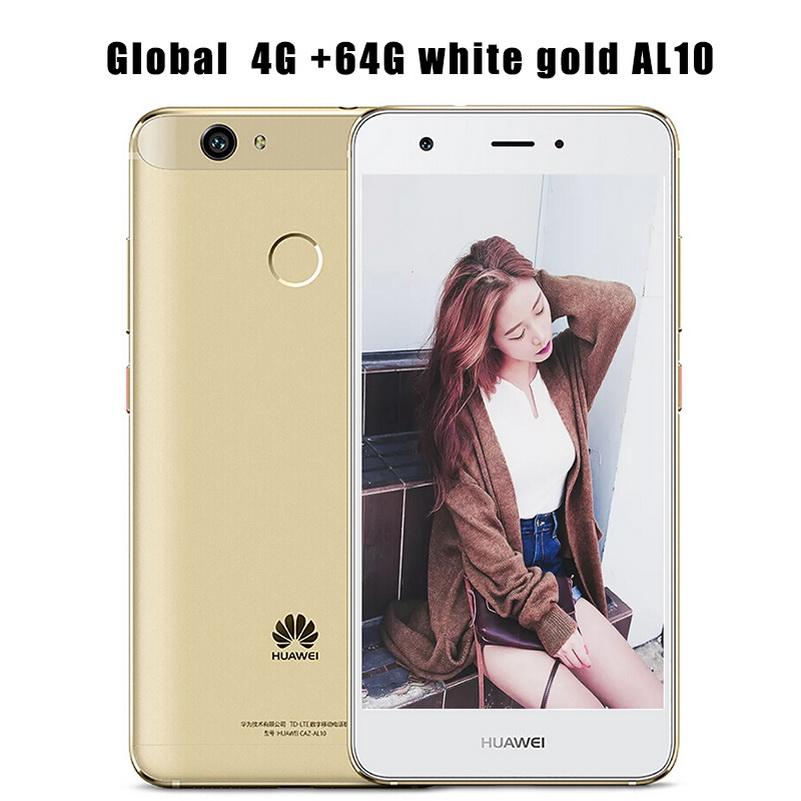 HUAWEI 4ГБ 64ГБ белое золото AL10 lenovo zuk z1 смартфон 3гб 64гб