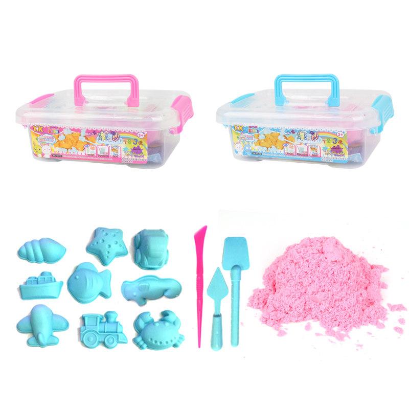 JD Коллекция Blue 1 кг загружен дефолт peipei музыка peipeile цвет песка diy игрушки ручной работы дети играют дома игрушки глины песка песочного цвета 5 фунтов