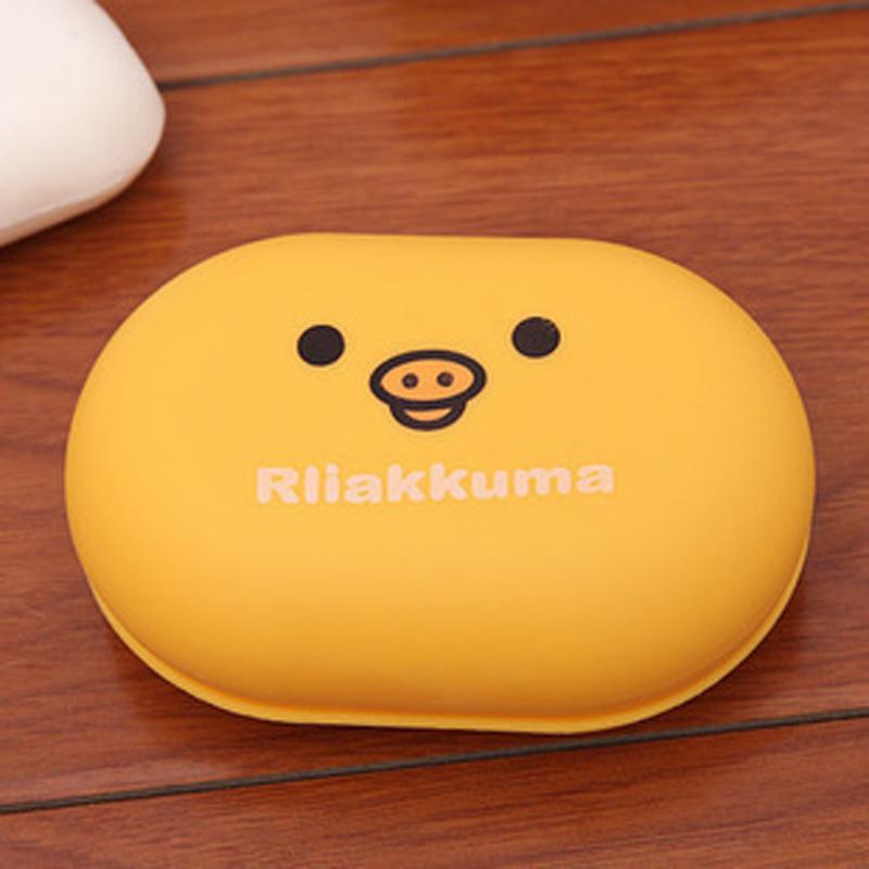 Natural Petting Yellow freego портативная герметическая коробка мыла пластмассы с крышкой