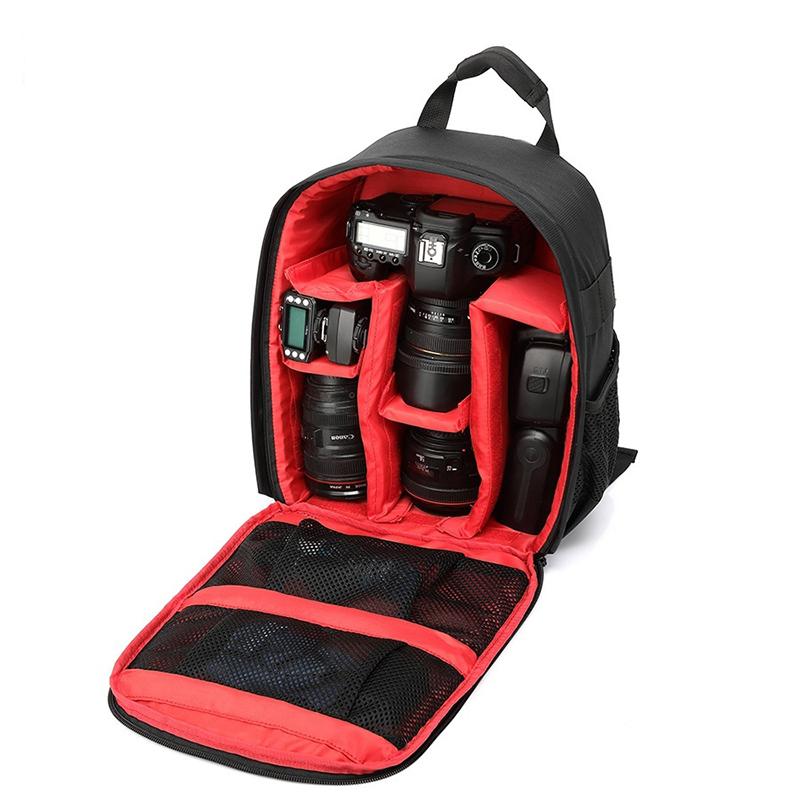 MEGIR Красный цвет mcoplus f102 shoulder mount rig stabilizer slider steady support platform for canon nikon sony dslr dv cameras