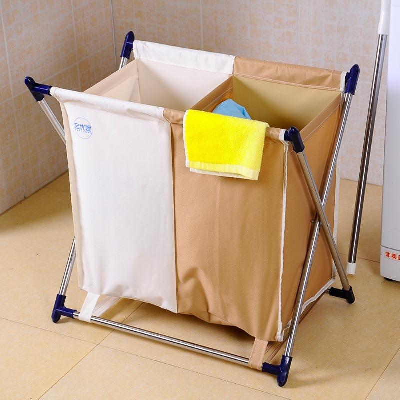 JD Коллекция дефолт Складная корзина для белья [супермаркет] иномат импорт jingdong офиса хранение корзины кухня хранение корзина отделка корзина корзина хранения pink