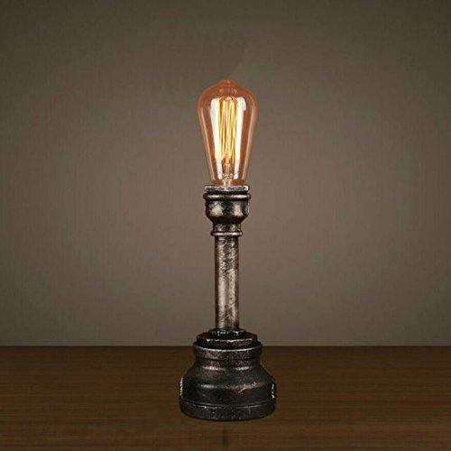 BOKT 8 lights vintage edison lamp shade multiple adjustable diy ceiling spider lamp pendent lighting easy fit industrial light