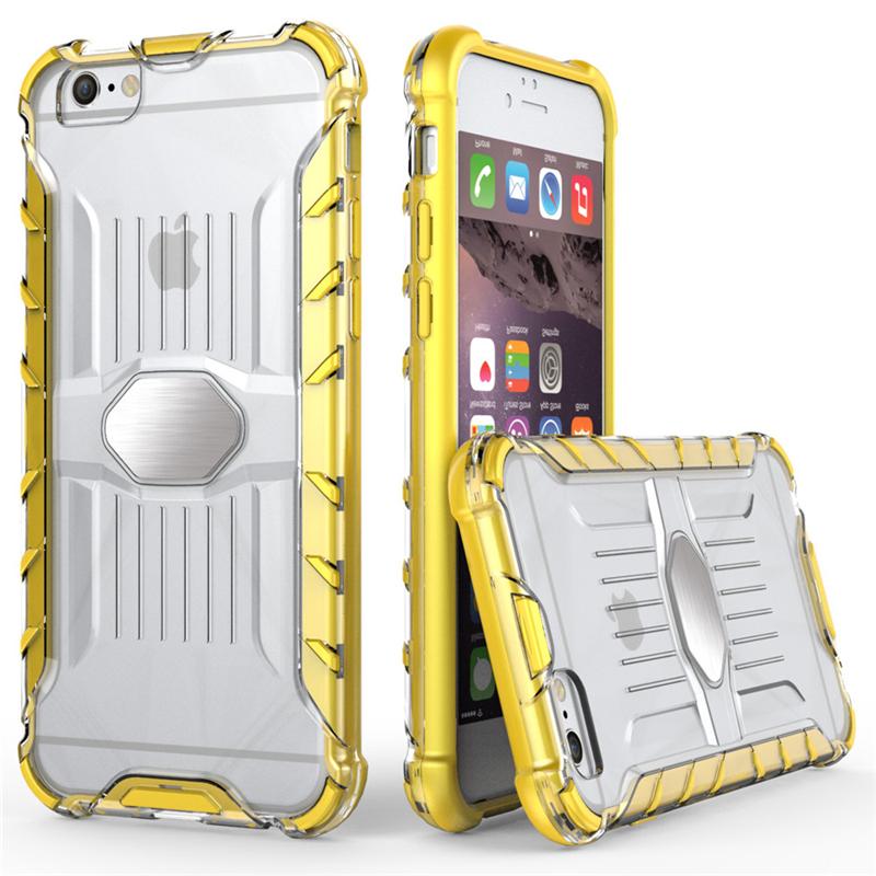 GANGXUN Золотой цвет чехол для iphone vipe для iphone 6 6s vpip6sflexblue