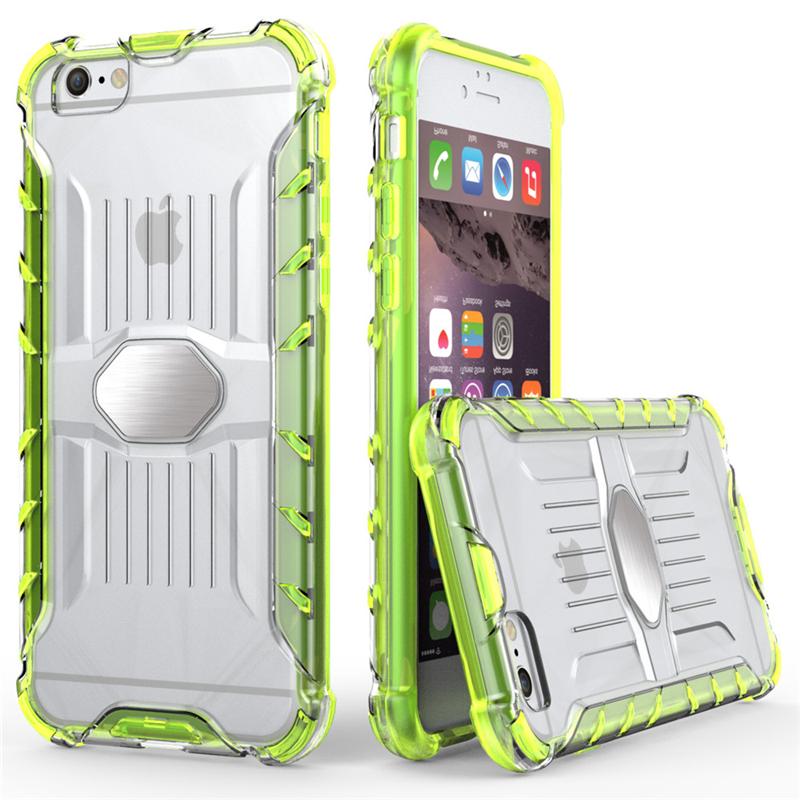 GANGXUN Зеленый цвет чехол накладка чехол накладка iphone 6 6s 4 7 lims sgp spigen стиль 1 580075
