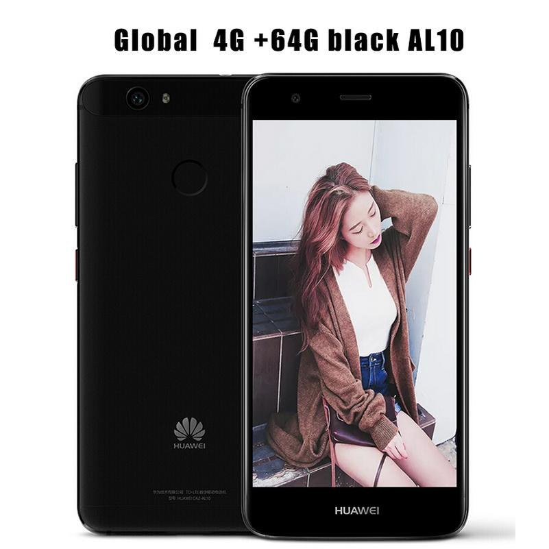 HUAWEI 4ГБ 64ГБ черный AL10 lenovo zuk z1 смартфон 3гб 64гб