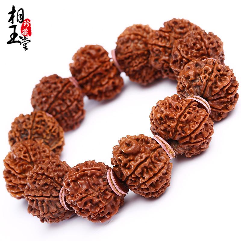 XIANGYUTANG phase yutang nepal9 nine big king kongbuddha beads hand string one thing one shot 24 25mmbeaded bracelethigh density