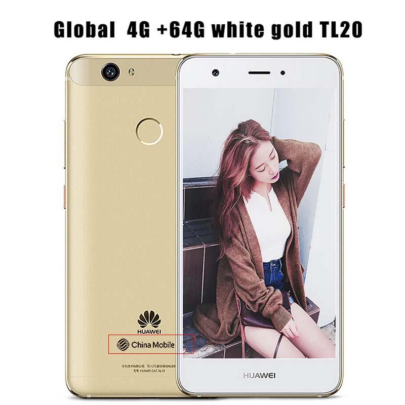 HUAWEI 4ГБ 64ГБ белое золото TL20 lenovo zuk z1 смартфон 3гб 64гб