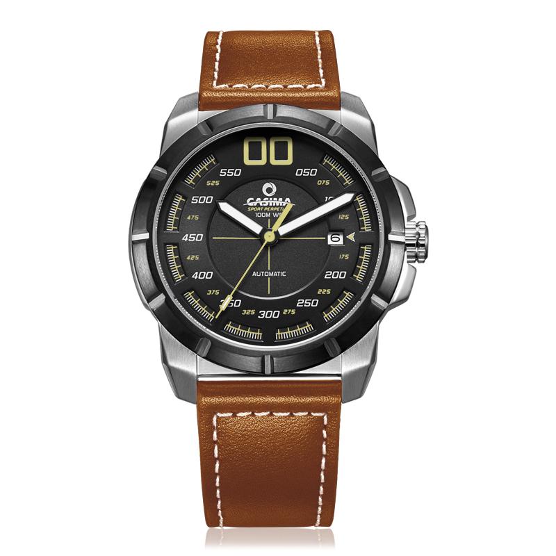 CASIMA 6911 SL27 часы я zhuolun мужские часы 2017 новый простой корейский моды большой набор новый yzl0558th 2