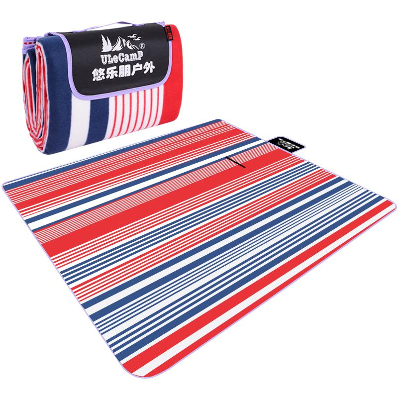 JD Коллекция 2 2M красные и синие полосы ulecamp напольные коврики для пикника влагонепроницаемые коврики для палаток коврики водонепроницаемые и влагонепроницаемые