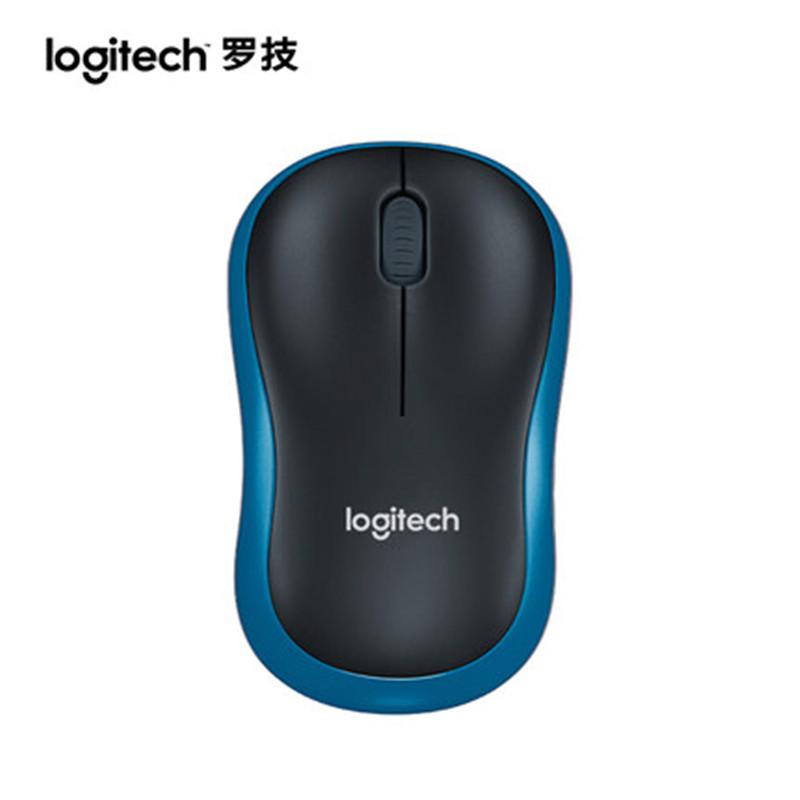 Logitech Синий цвет